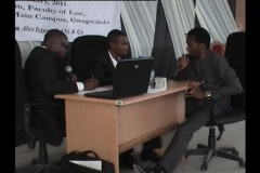 6th National Client Counseling and Interviewing Skills Competition