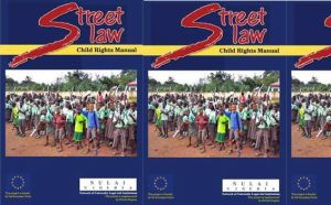 Street Law Child Rights Manual