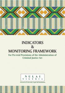 Indicators & Monitoring Framework